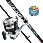 Combo Rio 1/2 Lance Daiwa + Gibsons Pacific 2.40m + Regalo