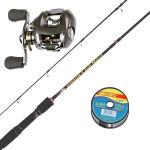 Combo Equipo Bait Kunnan Mabell IM10
